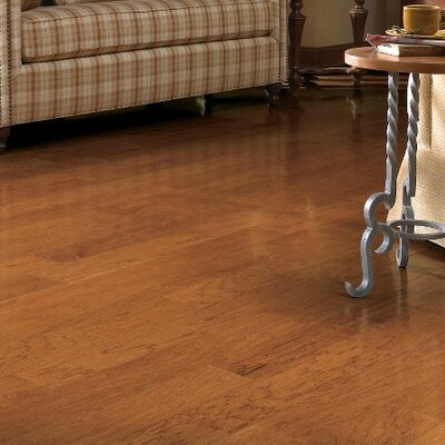 Metro Classics 5 Engineered Pecan Hardwood Flooring in Tequila