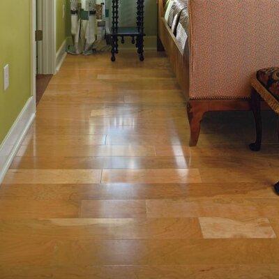 Metro Classics 5 Engineered Cherry Hardwood Flooring in Natural