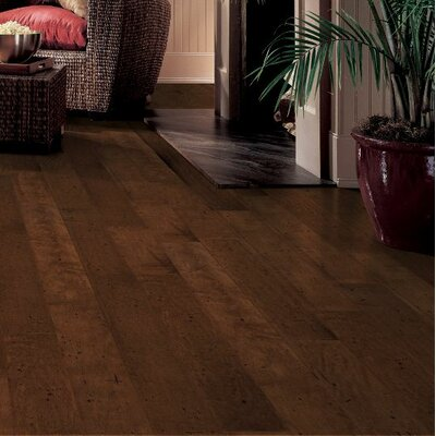 Heritage Classics 5 Engineered Maple Hardwood Flooring in Adirondack Brown