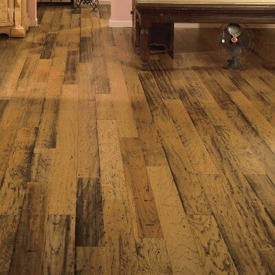 Heritage Classics 5 Engineered Hickory Hardwood Flooring in Antique Natural