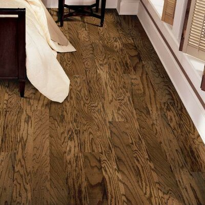 Heritage Classics 3 Engineered Red Oak Hardwood Flooring in Bighorn