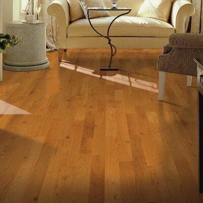 Yorkshire 3-1/4 Solid White Oak Hardwood Flooring in Cherry Spice