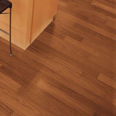 Valenza 3-1/2  Engineered Jatoba Hardwood Flooring in Natural