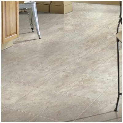 Stone Creek 12 x 48 x 8.3mm Tile Laminate Flooring in Glace