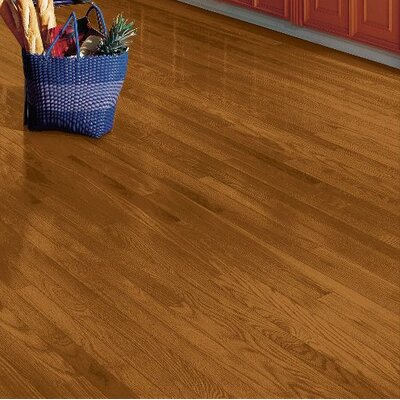 Yorkshire 2-1/4 Solid White Oak Hardwood Flooring in Canyon