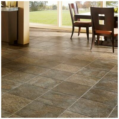 Alterna Reserve 16 x 16 Engineered Stone Field Tile in Beige