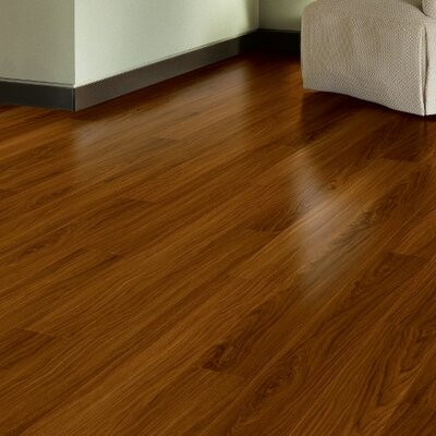 Luxe Jatoba 6 x 48 x 3.56mm Luxury Vinyl Plank in Mahogany