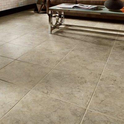 Alterna 16 x 16 Engineered Stone Field Tile in Caramel