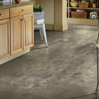 Stone Creek 12 x 48 x 8mm Tile Laminate Flooring in Azul