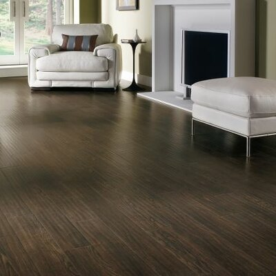 Rustics 5 x 47 x 12mm Ash Laminate Flooring in Homestead Plank Prairie Brown