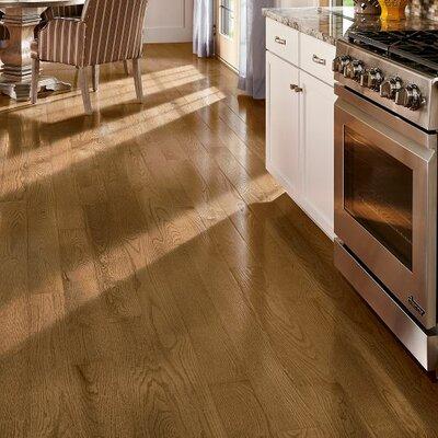 Prime Harvest 5 Solid Oak Hardwood Flooring in Warm Caramel