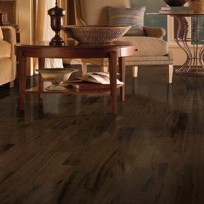 Global Exotics 3-1/2 Engineered Exotic Hardwood Flooring in Tigerwood Brazilian Taupe