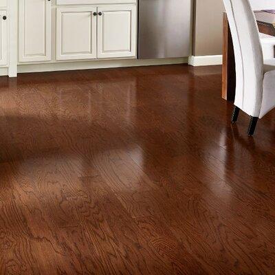 Prime Harvest 5 Solid Oak Hardwood Flooring in Sunset West