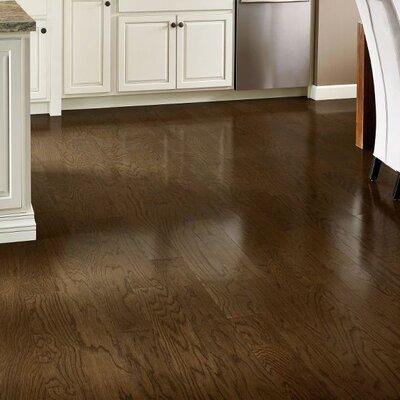 Prime Harvest 5 Solid Oak Hardwood Flooring in Cocoa Bean