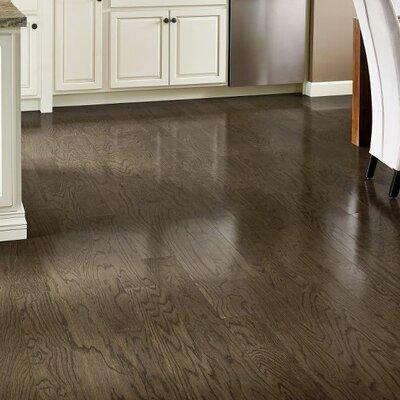 Prime Harvest 5 Solid Oak Hardwood Flooring in Oceanside Gray