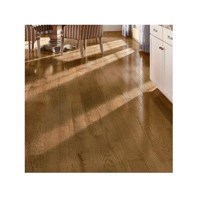 Prime Harvest 5 Solid Oak Hardwood Flooring in Blackened Brown