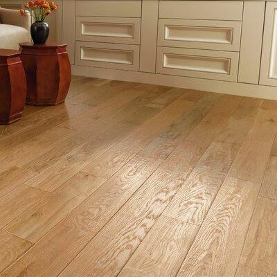 5 Solid Oak Hardwood Flooring in Natural