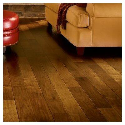 Rustic Accents 5 Engineered Walnut Hardwood Flooring in Roasted Coffee