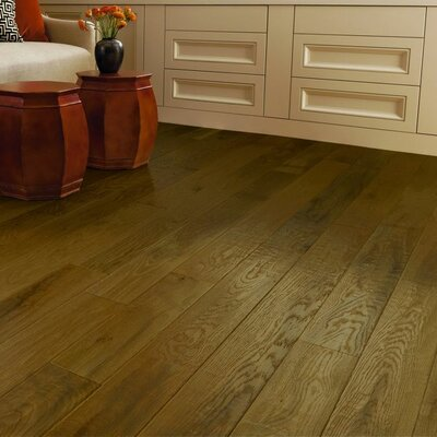 American 5 Solid Oak Hardwood Flooring in Great Plains