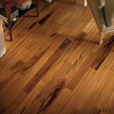 Global Exotics 4-18/25 Engineered Exotic Hardwood Flooring in Tigerwood Natural