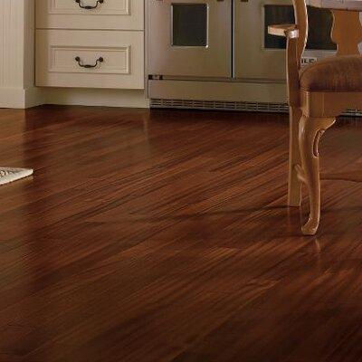 Global Exotics 3-1/2 Engineered Exotic Hardwood Flooring in African Mahogany Natural