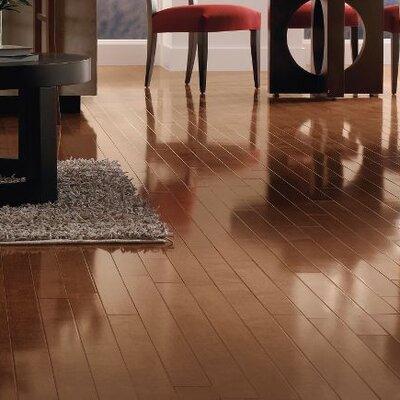 Metro Classics 3 Engineered Yellow Birch Hardwood Flooring in Mocha