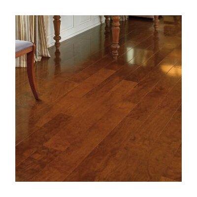Metro Classics 3 Engineered Cherry Hardwood Flooring in Amber