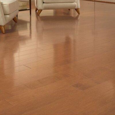 Metro Classics 5 Engineered Maple Hardwood Flooring in Toasted Almond