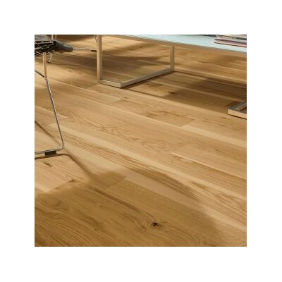 Midtown 5 Engineered Oak Hardwood Flooring in Natural Red