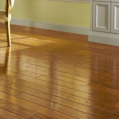 American 5 Engineered Hickory Hardwood Flooring in Amber Grain
