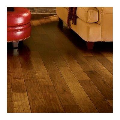 Rustic Accents 5 Engineered Walnut Hardwood Flooring in Pueblo Brown