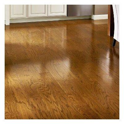 Prime Harvest 5 Solid Oak Hardwood Flooring in Gunstock