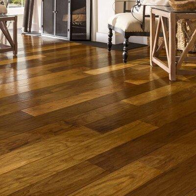 American 5-3/4 Engineered Walnut Hardwood Flooring in Desert Scape