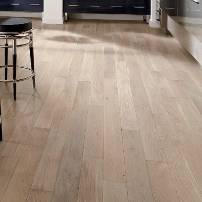 Prime Harvest 5 Solid Oak Hardwood Flooring in Mystic Taupe