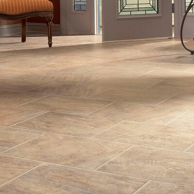 Carmona Stone 16 x 48 x 8.3mm Tile Laminate in Piedre