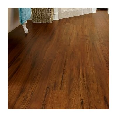 Luxe Exotic Fruitwood 5 x 48 x 4.06mm Luxury Vinyl Plank in Nutmeg