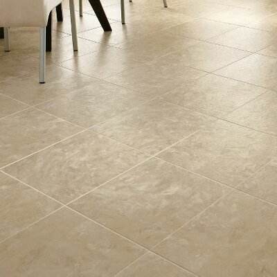 Alterna 16 x 16 Engineered Stone Field Tile in Bisque