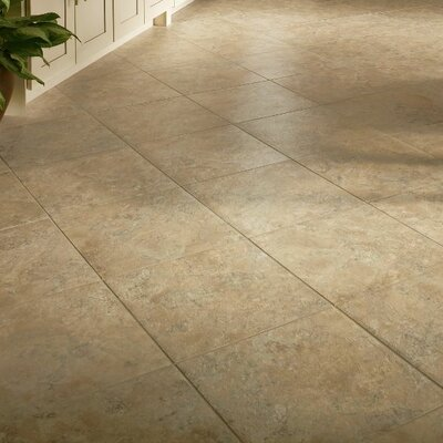 Alterna 16 x 16 Engineered Stone Field Tile in Deep Gold