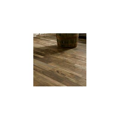 Architectural Remnants 7 x 47.83 x 12mm Oak Laminate Flooring in Old Original Dark