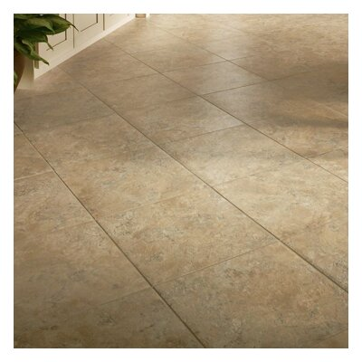 Alterna 16 x 16 Engineered Stone Field Tile in Buff
