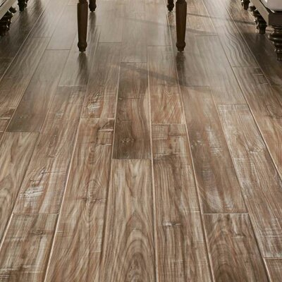 Coastal Living 5 x 47 x 12mm Walnut Laminate Flooring in White Wash