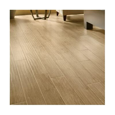 Coastal Living 5 x 47 x 12mm Oak Laminate Flooring in Sand Dollar