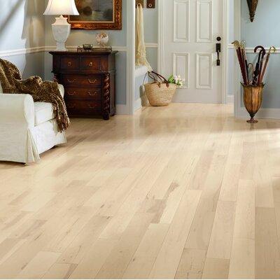 Highgrove Manor 4 Solid Maple Hardwood Flooring in Winter Neutral