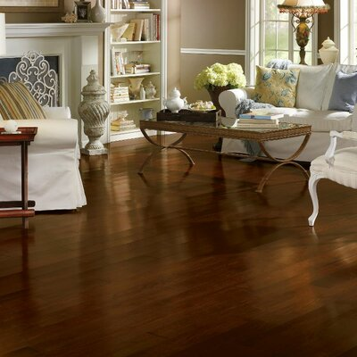Highgrove Manor 5 Solid Hickory Hardwood Flooring in Antler Brown