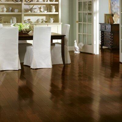 Highgrove Manor 5 Solid Cherry Hardwood Flooring in Chocolate Frost