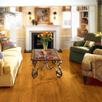 Somerset 2-1/4 Solid Oak Hardwood Flooring in Praline