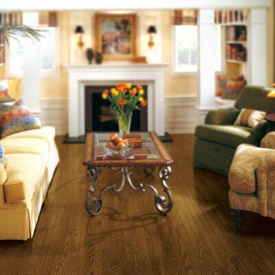 Somerset 2-1/4 Solid Red Oak Hardwood Flooring in Haystack