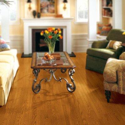 Somerset 2-1/4 Solid Oak Hardwood Flooring in Copper