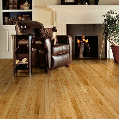Yorkshire 2-1/4 Solid Red Oak Hardwood Flooring in Pioneer Natural