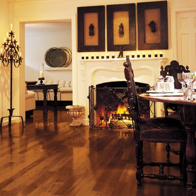 Valenza 3-1/2 Engineered Cabreuva Hardwood Flooring in Natural